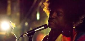 André Benjamin as Jimi Hendrix