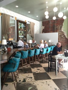 Soho South Café in the heart of Historic Downtown Savannah