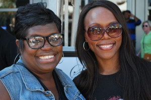 Thanks Angela for joining me for the Taste of Atlanta!  #GramFam