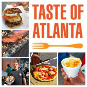 Taste of Atlanta 2014